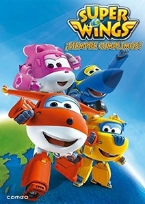 Super Wings! (2015)