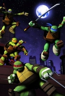 Teenage Mutant Ninja Turtles / Τα Χελωνονιντζάκια (2012-2015) TV Series