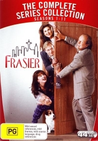 Frasier TV Series (1993–2004) 1,2,3,4,5,6,7,8,9,10,11η Σεζόν