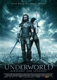 Underworld: Η Εξέγερση των Λύκων / Underworld: Rise of the Lycans 3 (2009)