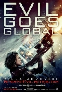 Η Τιμωρία / Resident Evil: Retribution (2012)
