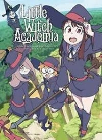 Little Witch Academia (2017) TV Series