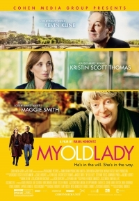 My Old Lady / Ένα σπίτι στο Παρίσι (2014)
