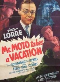 Magico Creation - Mr. Moto Takes A Vacation (1939)